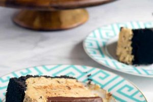 Dorie's peanut butter torte