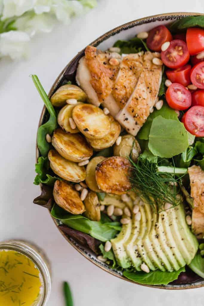 hangry no more salad!