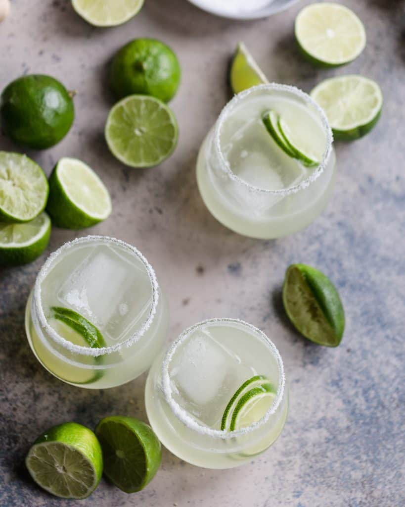 no fail classic margarita recipe