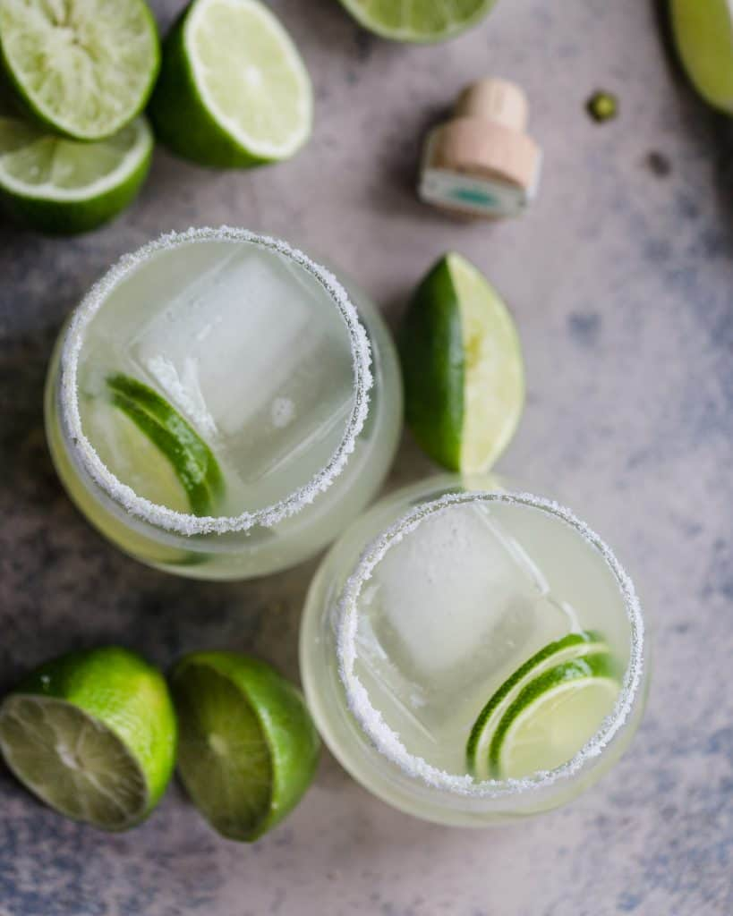 no fail margaritas to enjoy all summer long