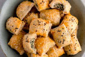 Israeli Cheese Bourekas