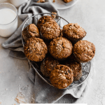 morning glory muffins with carrots and raisins