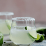 perfect summer margaritas!