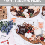 cheese boards for a perfect summer picnic