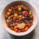 Cherry Tomato Confit with Garlic and Shallots
