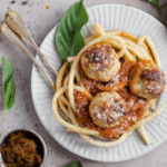 quick and easy chicken meatballs