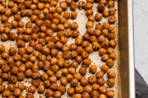 How to Roast Chickpeas