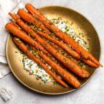 Tandoori Oven Roasted Carrots