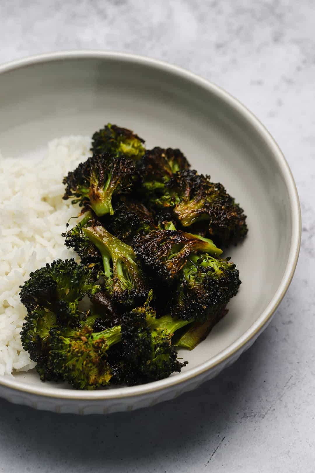 Quick Simple Oven Roasted Broccoli Recipe Well Seasoned Studio