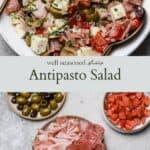 Antipasto salad pinterest template