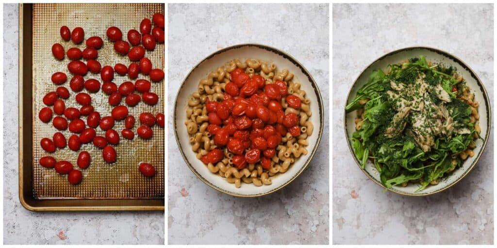 How to make tuna pasta salad