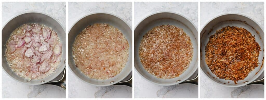How to make crispy shallots at home