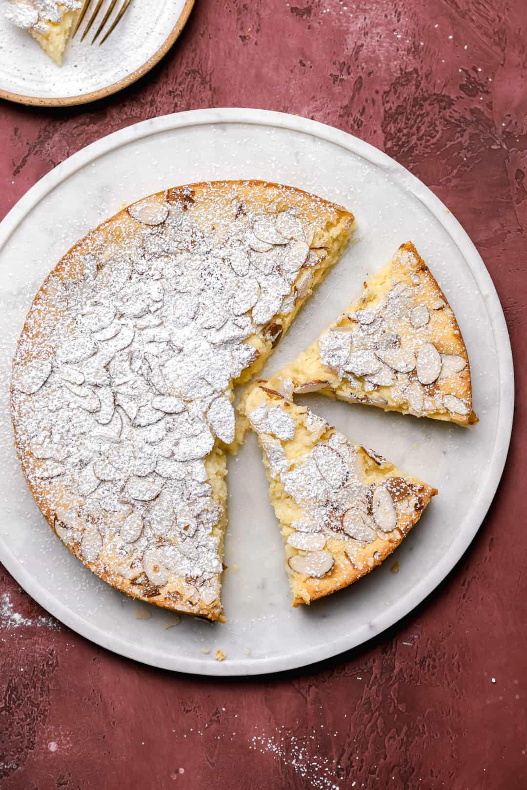 Italian ricotta torta